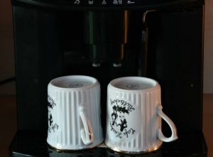 pulire macchinetta caffè