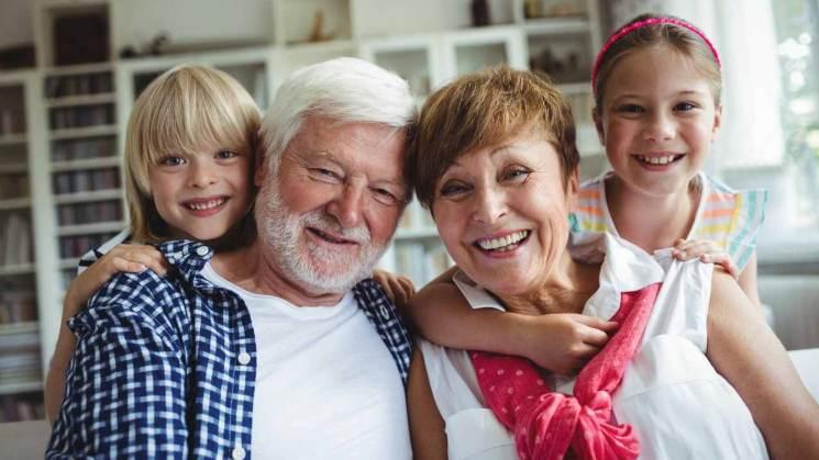 Lockdown per nonni e nipoti