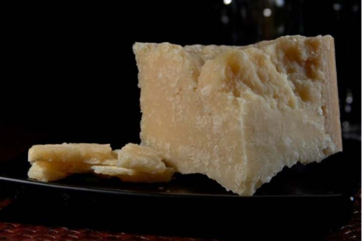 Utilizzo del parmigiano in svezzamento