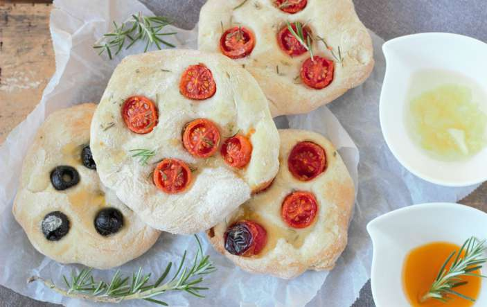 pizzette ricetta salvacena