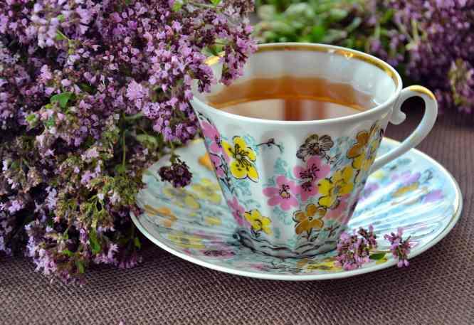 tè gravidanza