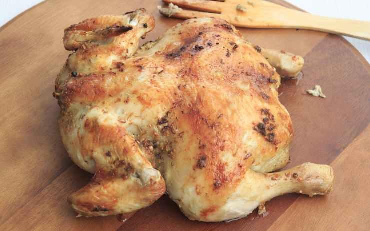 Arriva pollo