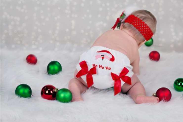 Primo Natale con i nostri neonati