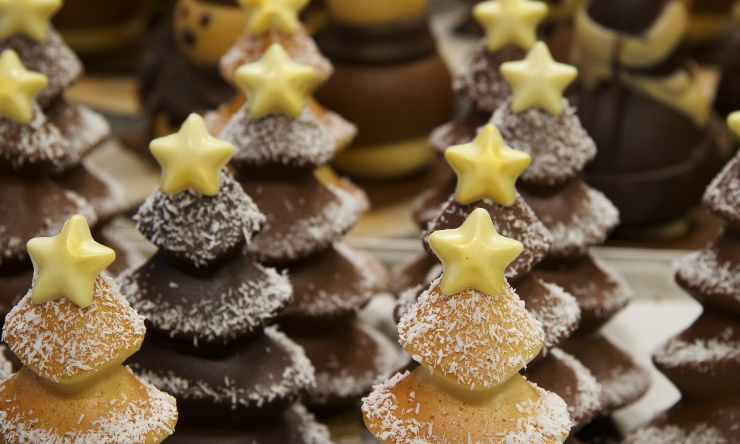 mattoncini natalizi dessert
