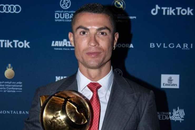 Cristiano Ronaldo e il rapporto col figlio maggiore