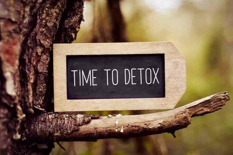 Dieta Detox post Abbuffata Natalizia!