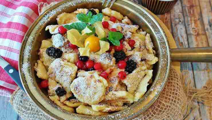 uova frutta dolce
