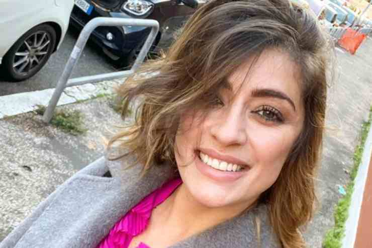 Elisa Isoardi si ricongiunge con la madre