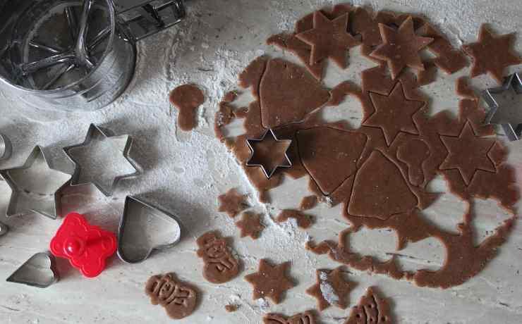biscotti stellati ricetta