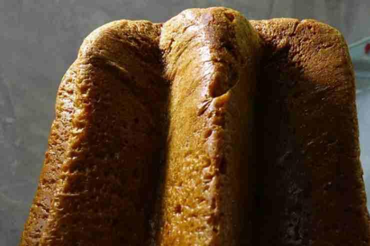 Cassata senza cottura col pandoro avanzato