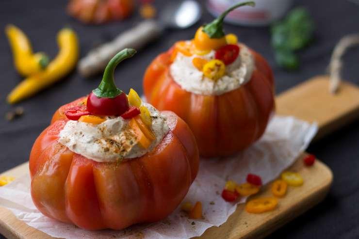 pomodori ingrediente risultato