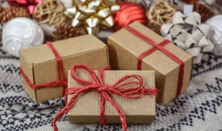 carta da regalo