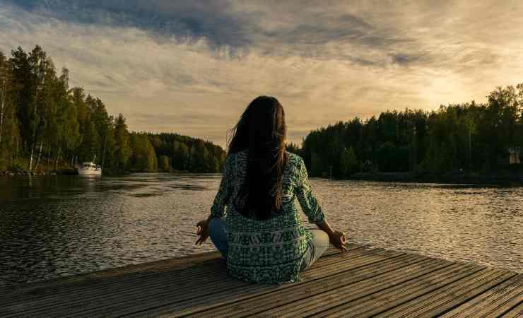 meditazione stress