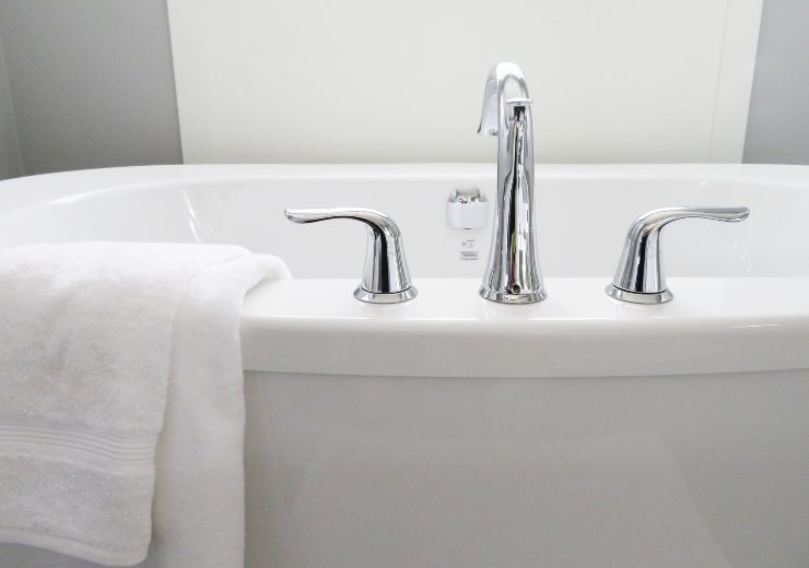vasca bagno trucchetto