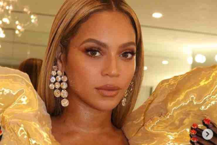 Beyoncé e la madre