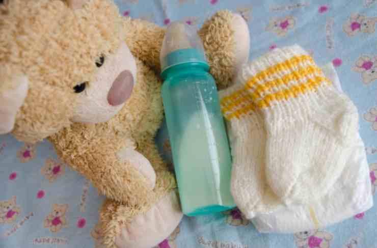 acqua neonati
