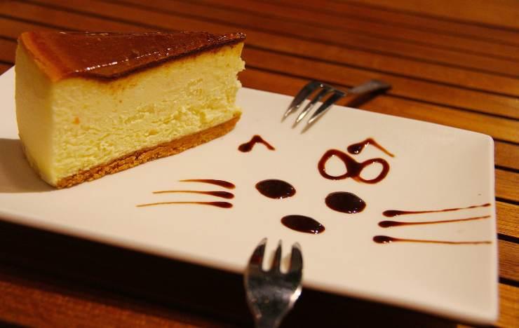 cheesecake caramello ricetta