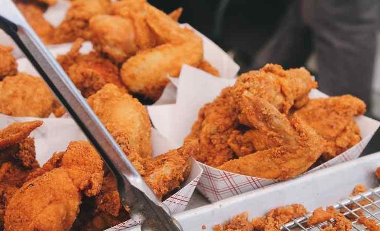 cibo fritto non è salutare