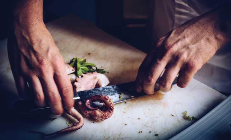 come cucinare il polpo