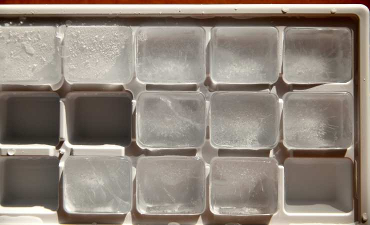 come riordinare il congelatore
