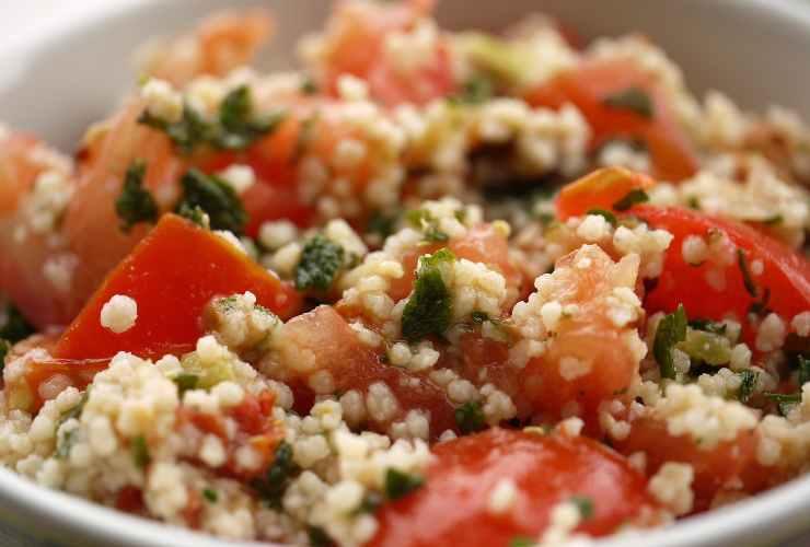 couscous ingredienti