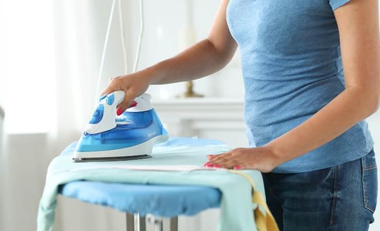 pulire ferro da stiro