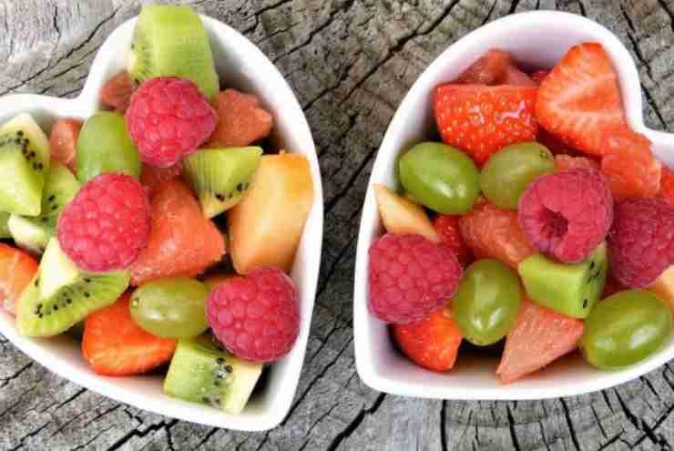 Non buttare la frutta avanzata