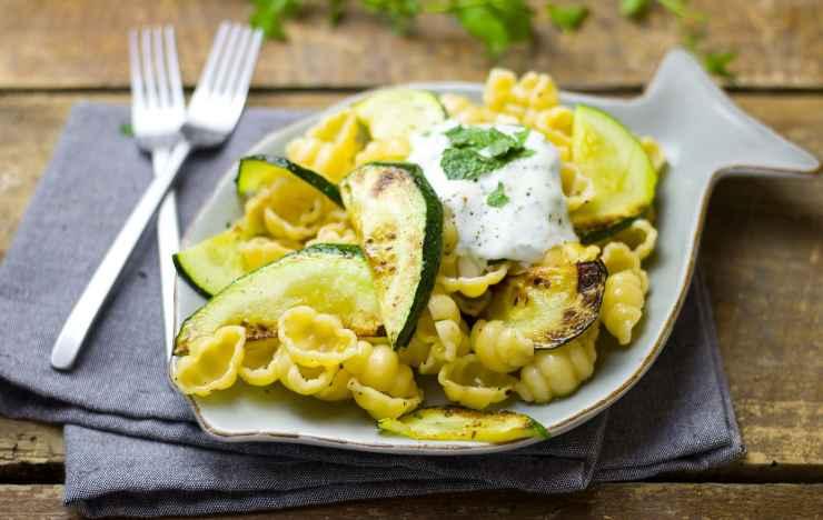 pasta zucchine veloce