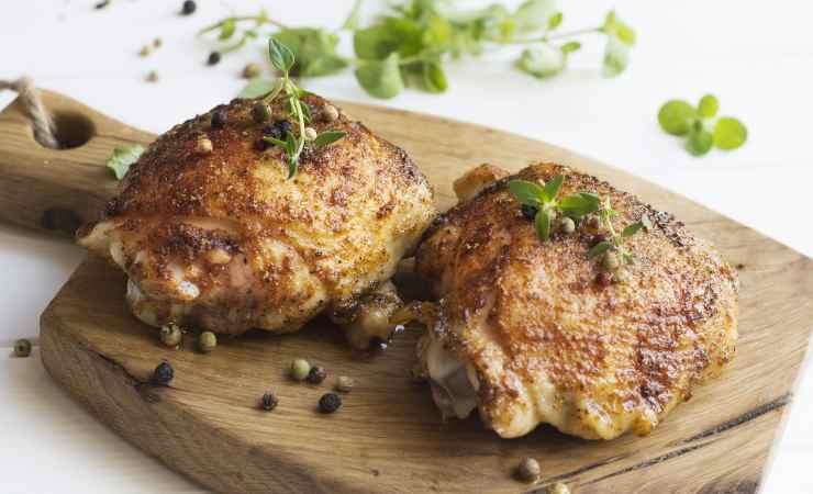 mix spezie pollo erbe aromatiche