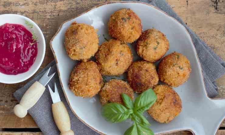 polpette melanzane siciliana