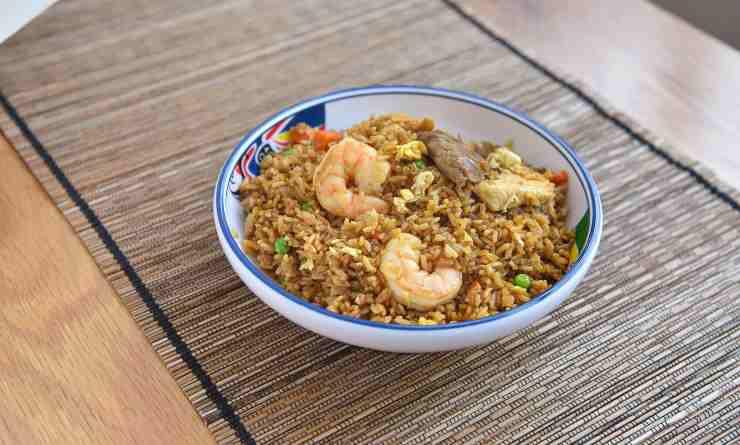 riso cantonese ricetta