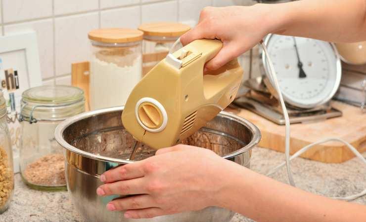 preparare torta al cappuccino