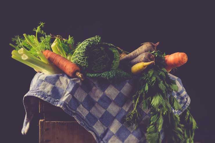 verdure Gennaio