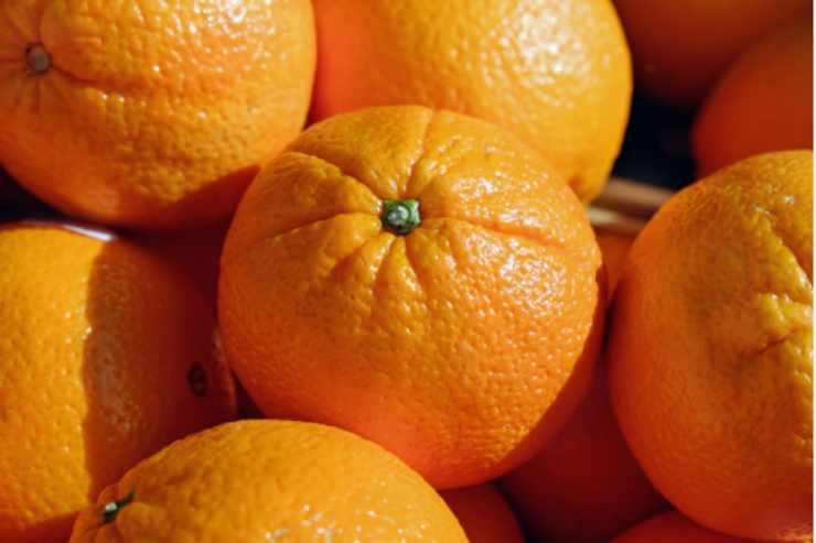 Non buttare le bucce delle arance