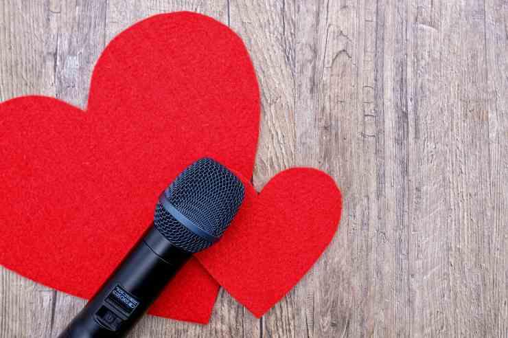canzoni san valentino