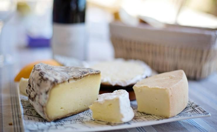 pasta al formaggio