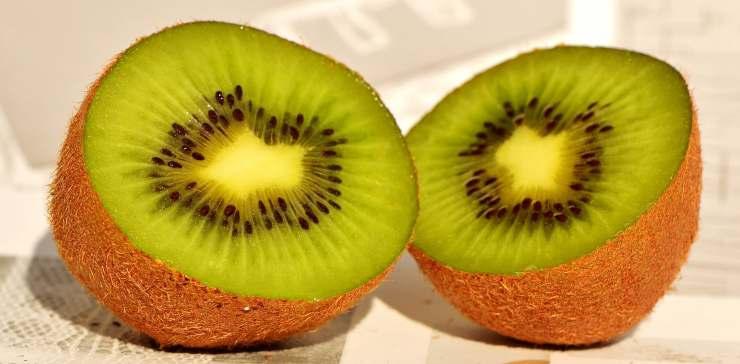 kiwi aperto