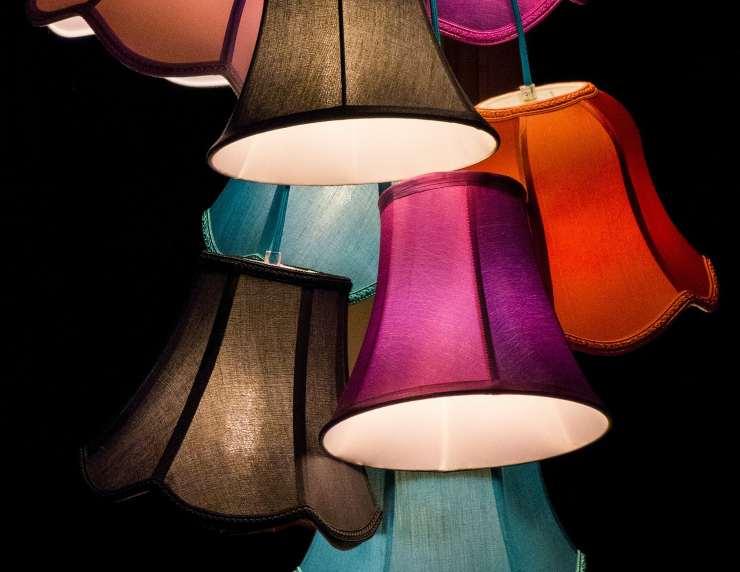 come pulire lampadari