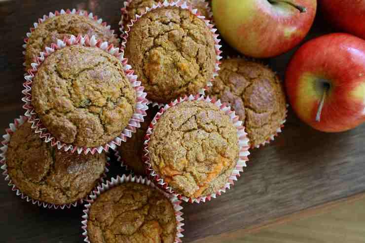 muffins della nonna