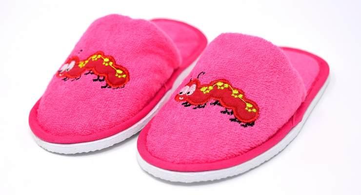pantofole bambini