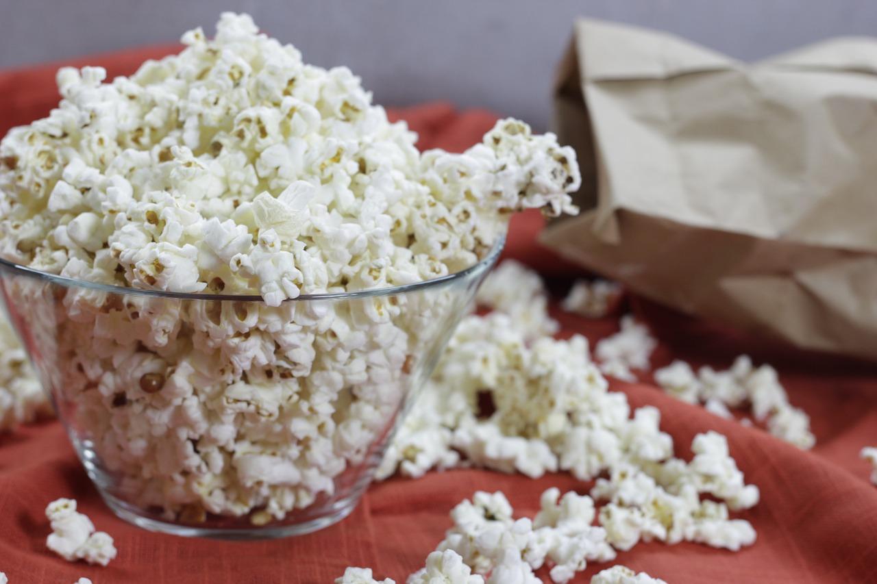 popcorn friggitrice aria