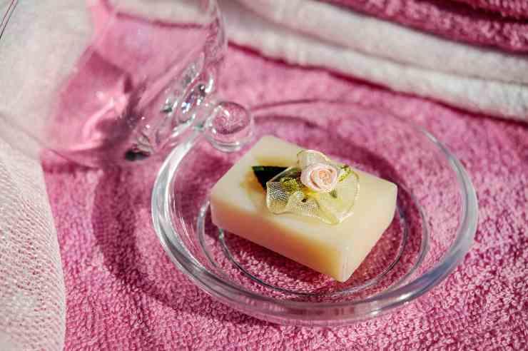sapone olio cocco