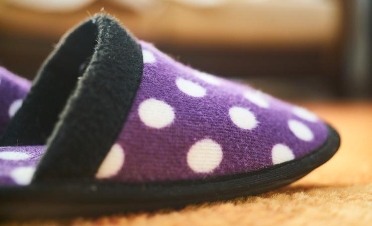 pantofole cattivo odore