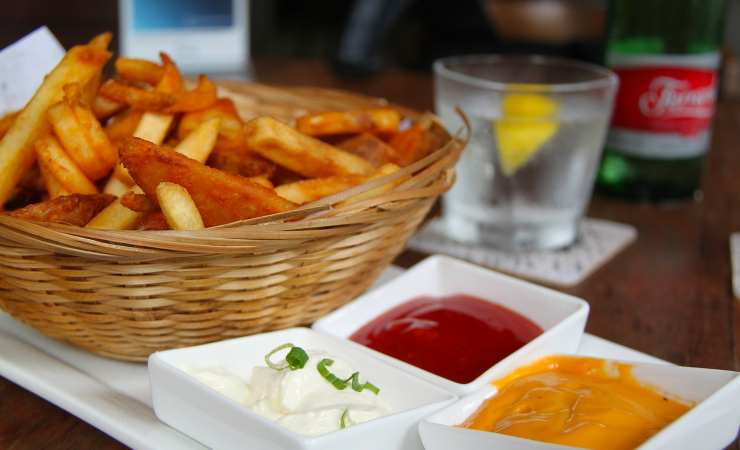 srtick patate paprika
