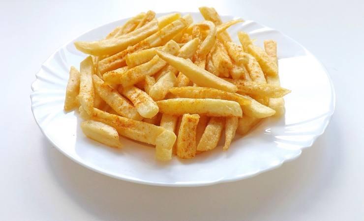 bastoncini patate