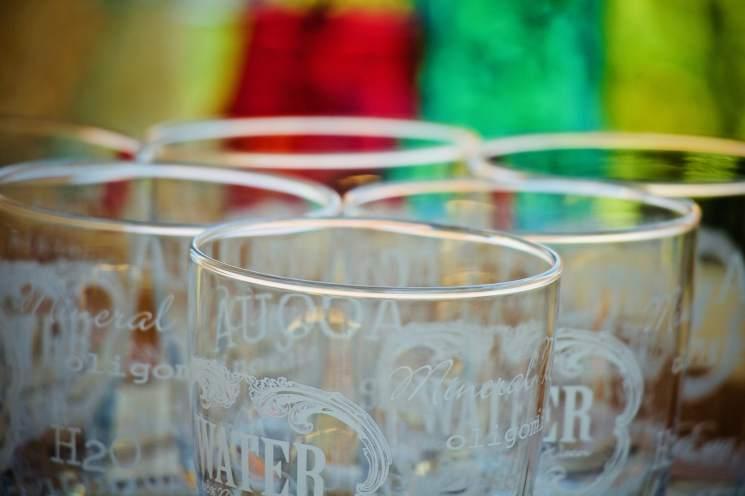 Bicchieri che puzzano