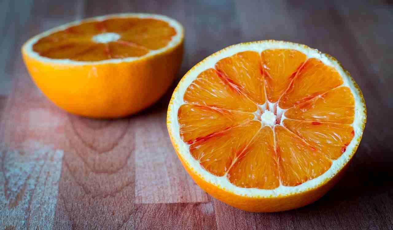 crostata arancia dolce