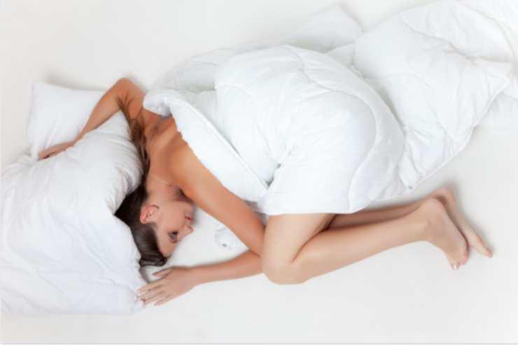 Dormire in gravidanza