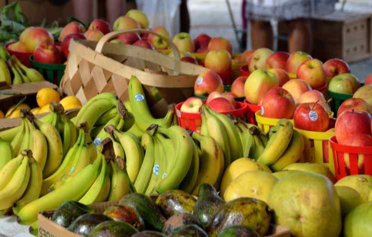 Frutta troppo acerba