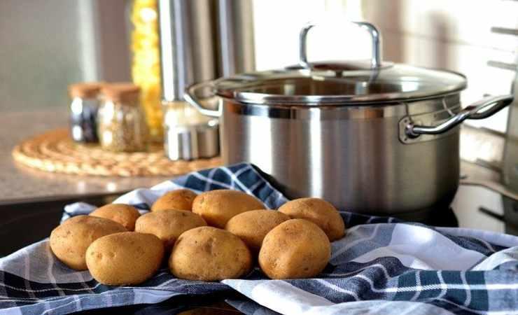 cena gateau di patate